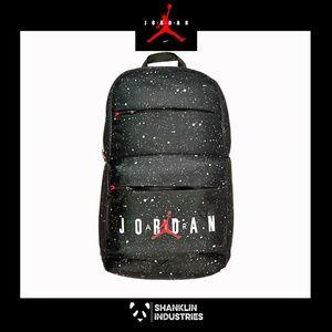 9bca792b3f8e Air Jordan Splatter Backpack